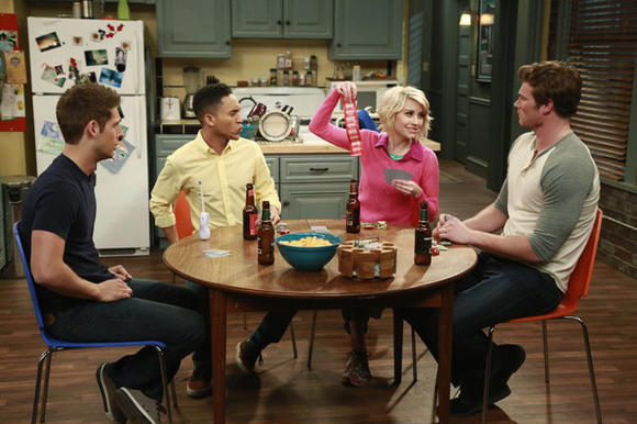 "ABC Family's comedy series ""Baby Daddy"""