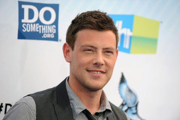 "Photo shows actor Cory Monteith at the 2012 Do Something awards in Santa Monica, Calif. Monteith, who shot to fame in the hit TV series ""Glee"" but was beset by addiction struggles so fierce that he once said he was lucky to be alive, was found dead in a Vancouver hotel room, police said. He was 31. ("