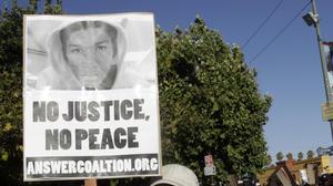 Violent protests don't honor Trayvon Martin
