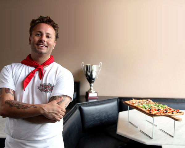 Celebrated chef Tony Gemignani will be soon be serving up his award-winning pizzas in Las Vegas.