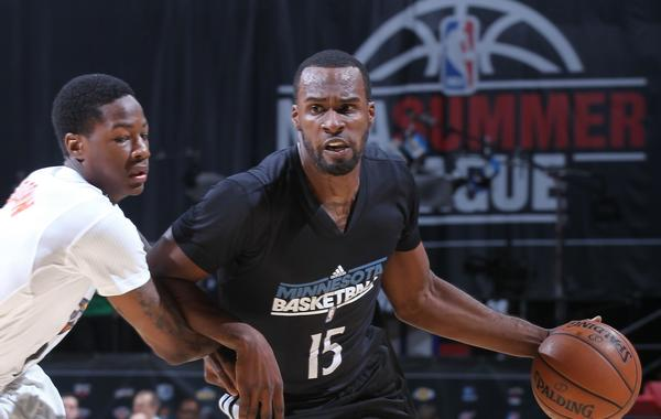 Minnesota Timberwolves small forward Shabazz Muhammad is confident he'll get up to speed before his rookie season starts.