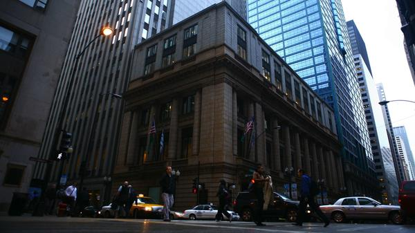 The Northern Trust Bank is shown in a 2008 file photo.