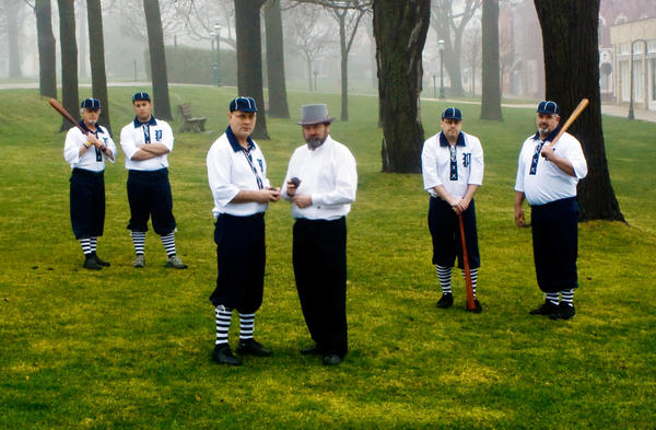 The Petoskey Mossbacks will host the third annual Kilwin's Fudge Bucket Vintage Base Ball Tournament on Saturday, Aug. 3, at Bay View's Swift Field and the Petoskey Winter Sports Park.
