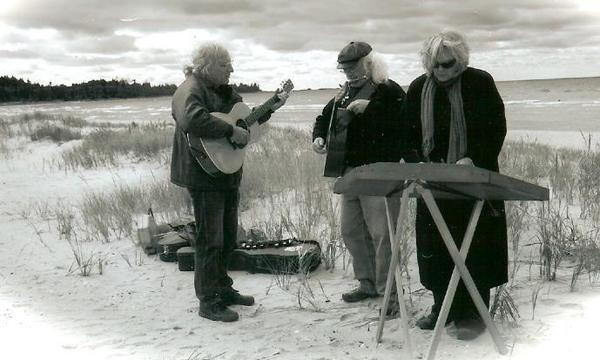 Real People Media's Voice Box Session features Peacemeal String Band.