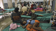 Tainted school lunch kills at least 22 children in India