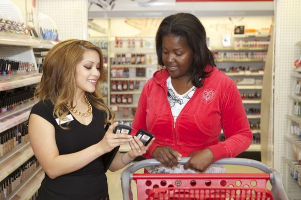 "Target is bringing a new ""beauty concierge"" program to 27 locations, including in the Baltimore area."