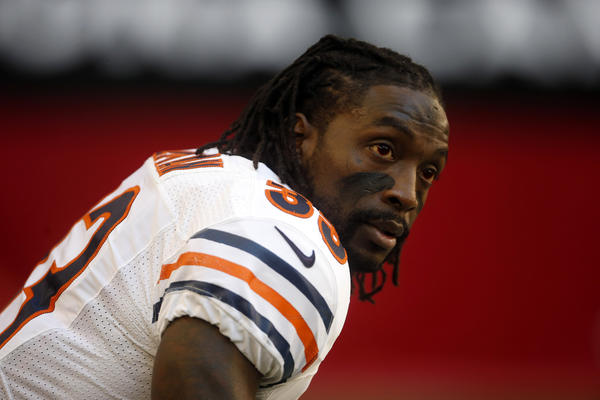 Chicago Bears cornerback Charles Tillman.