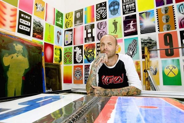 Led by art Director Jason Maloney, Hurley will host a pop-up screen printing event, bringing in different artists every day to create T-shirt designs during this year's U.S. Open of Surfing in Huntington Beach.