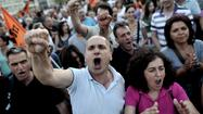 Greece handing pink slips to more than 25,000 public employees