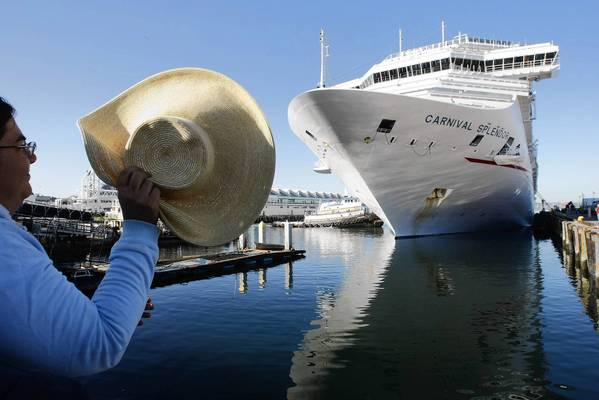 Crew Member S Mistake Led To Carnival Cruise Ship S Loss