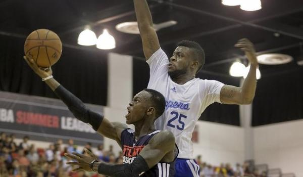 Reggie Bullock had 20 points for the Clippers during L.A.'s 95-89 loss to the Dallas Mavericks.