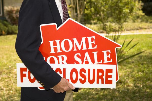 Foreclosure rate