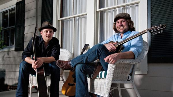 Moors and McCumber will perform Saturday, July 20, at the Aten Place barn in Boyne Falls.