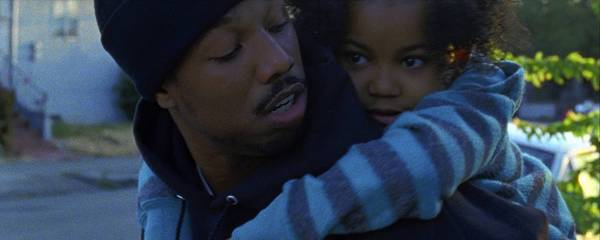 Still of Michael B. Jordan and Ariana Neal in 'Fruitvale Station.'
