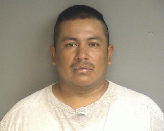 Calate-Morente is charged with first-degree assault after severely beating a man who had been harassing him and his wife.