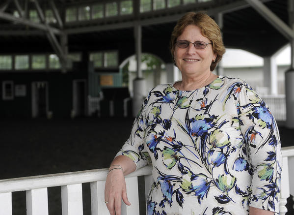 "54, Director of racing/racing secretary, Maryland Jockey Club  Each December during the leanest years, Georganne Hale would open her resume and tinker as she thought about what she would do if horse racing left Maryland for good.  The daughter of a trainer, she'd been around horses her whole life. She caught on with the Maryland Jockey Club's racing office in 1984, working her way up to become the first female racing secretary of a major track 16 years later. Her loyalty to the region -- and her mother -- meant she wouldn't leave, though, even if the horses did.  ""I'm extremely organized,"" Hale said. ""So I thought working for a casino, keeping track of things, might work.""  These days, Hale no longer worries about her next career. Slots revenue has fattened Maryland's purses, and Hale has thrived as the sport begins to flourish again. She's gone from cajoling trainers to stay in the state to trying to lure top outfits from nearby tracks to Maryland.  ""She excels at her work, No. 1, because she is so knowledgeable,"" jockey club president Tom Chuckas said. ""You can't fool these trainers. You have to know it.""  Hale's primary job is filling races with quality horses. She writes the tracks' condition book -- a list of races to be offered during the meet -- then works the phones to entice athletes.  Hale also played an important role in turning the day before Preakness into ""The People's Pink Party,"" which has raised $175,000 to date for Susan G. Komen for the Cure.  Hale is a beloved figure at the track, and something of a prankster. She'll often pose her 76-year-old mother with a shovel in the driveway of their Fallston home after a heavy snow, then post the picture on Facebook to see which of her friends is quickest to admonish her.  ""I don't actually make her shovel,"" she said. ""But I bought her a new John Deere, so she does mow the lawn.""  -- Chris Korman"