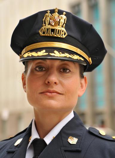 Lt. Col. Melissa Hyatt