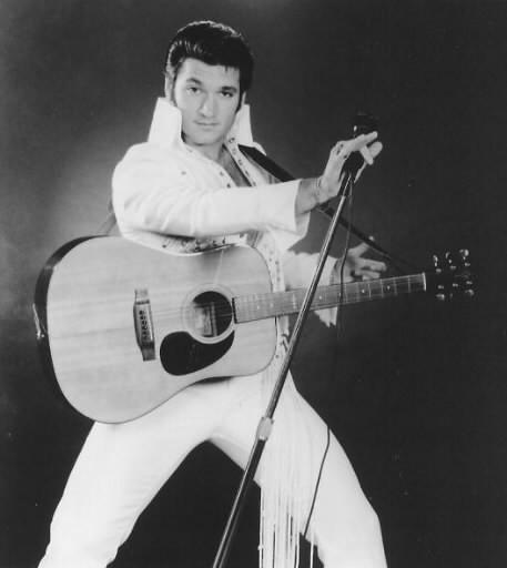 Ray Guillemette Jr., Elvis tribute performer.