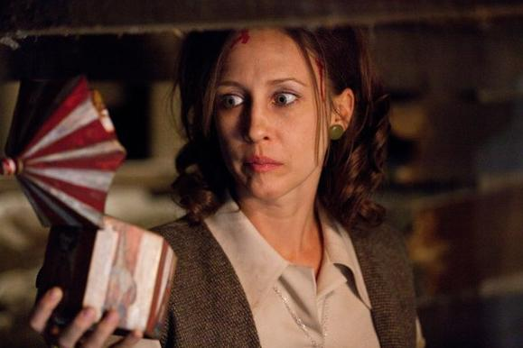 """""""The Conjuring"""" may be No. 1 at the box office this weekend, where """"Turbo,"""" """"Red 2"""" and """"R.I.P.D."""" are also debuting"""