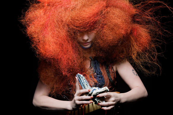 "Friday, 8:30 p.m., Björk: The Icelandic maverick's latest album, ""Biophilia"" (2011), is a multimedia project that transformed her into the world's wiggiest science teacher. She rarely plays it safe in concert, either."