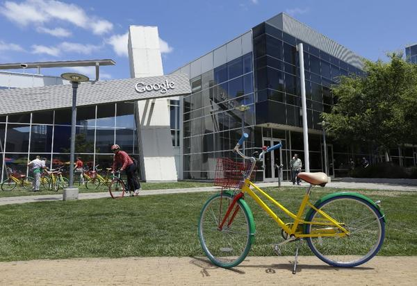 Google reported quarterly earnings Thursday. Above, its Mountain View, Calif., headquarters.