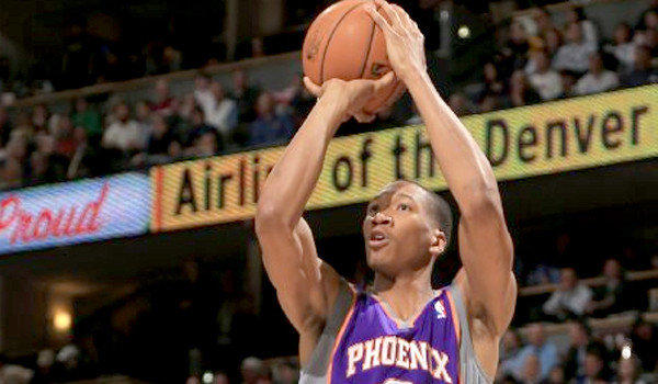 "Newly signed swingman Wesley Johnson says coming to the Lakers ""is a dream come true."""