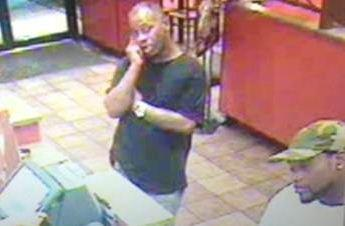 The Palm Beach County Sheriff's Office is looking for men suspected of passing counterfeit bills at a Taco Bell in Royal Palm Beach.
