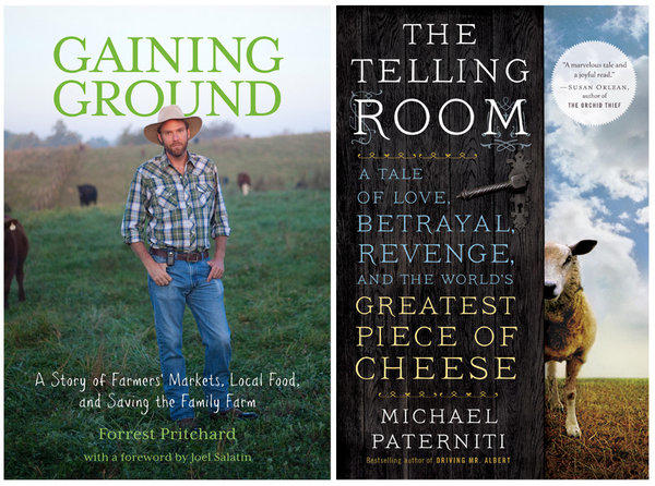 """Gaining Ground"" and ""The Telling Room"""