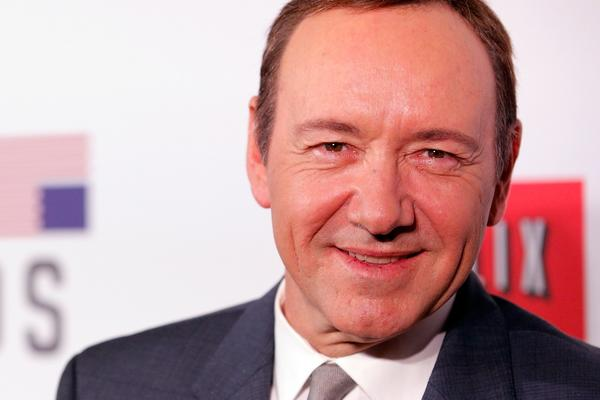 "Netflix's ""House Of Cards,"" ""Arrested Development"" and ""Hemlock Grove"" combined to receive 14 Emmy nominations. Above: Actor Kevin Spacey is a nominee for best actor for his role as Francis 'Frank' Underwood in ""House Of Cards."""