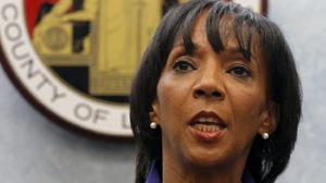 L.A. Dist. Atty. Jackie Lacey fails to make her case