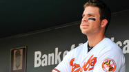 Chris Davis set a home run goal before season — but he's not sharing it