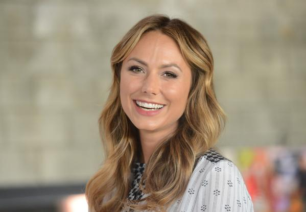 """Host Stacy Keibler attends a Lifetime """"Supermarket Superstar"""" food tasting event at The Smog Shoppe on July 15, 2013 in Los Angeles, California."""