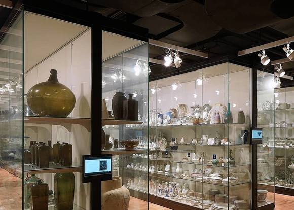 Museums put storage on display