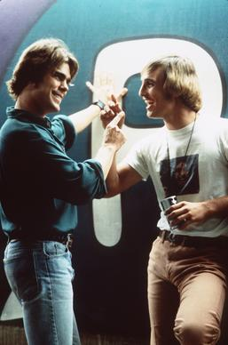 Richard Linklater's 1993 cult favorite is a loose yet insightful portrait of Texas teens finding their way in the 1970s, in a world of football, recreational drugs, mean girls and class differences. It's a good-natured salute to aimless youth.