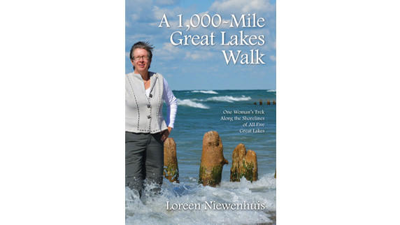 Author Loreen Niewenhuis will talk about her books on Monday, July 22, in Petoskey.
