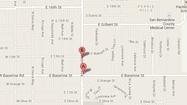 Zimmerman protest turns violent in San Bernardino; 11 arrested