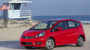 Honda expands recall of compact Fit hatchback