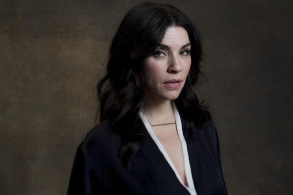 "Julianna Margulies of ""The Good Wife"" wasn't on the list of nominees."