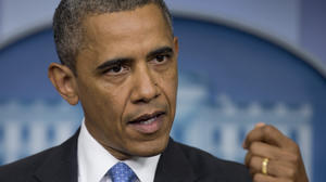 Obama reflects on race, says 'Trayvon Martin could have been me'