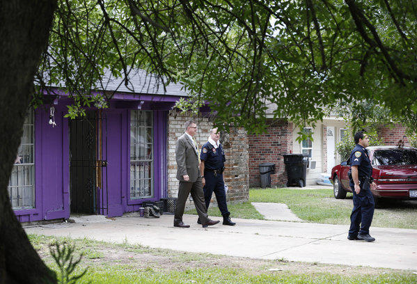 Four men say they were held captive in Houston garage