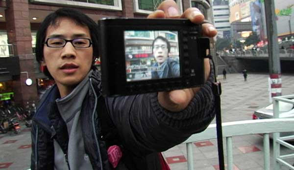 Two Chinese bloggers are profiled in the &quo