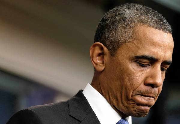 """In an extraordinary soliloquy at the White House briefing room, President Obama spoke about race and the George Zimmerman verdict: """"Trayvon Martin could've been me, 35 years ago."""""""