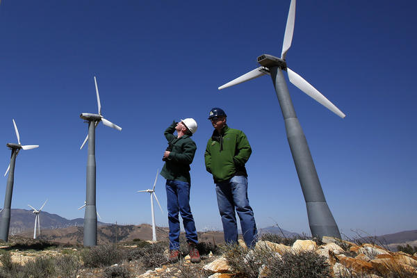 Wind energy could make up 20 percent of the United States' electricity needs by 2030, according to a study released in 2008.