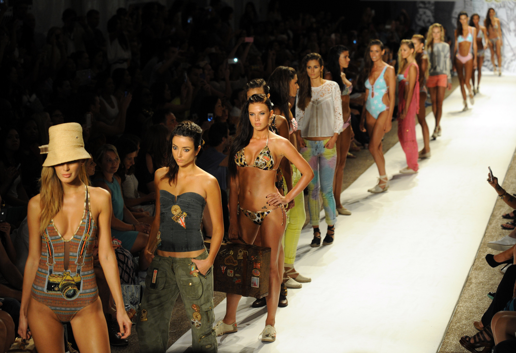 A look back at Miami Swim Week 2013 - Agua Bendita