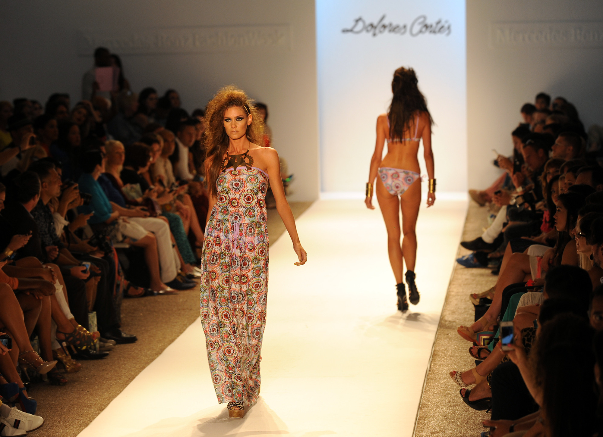 Miami Swim Week: The catwalk - Dolores Cortes