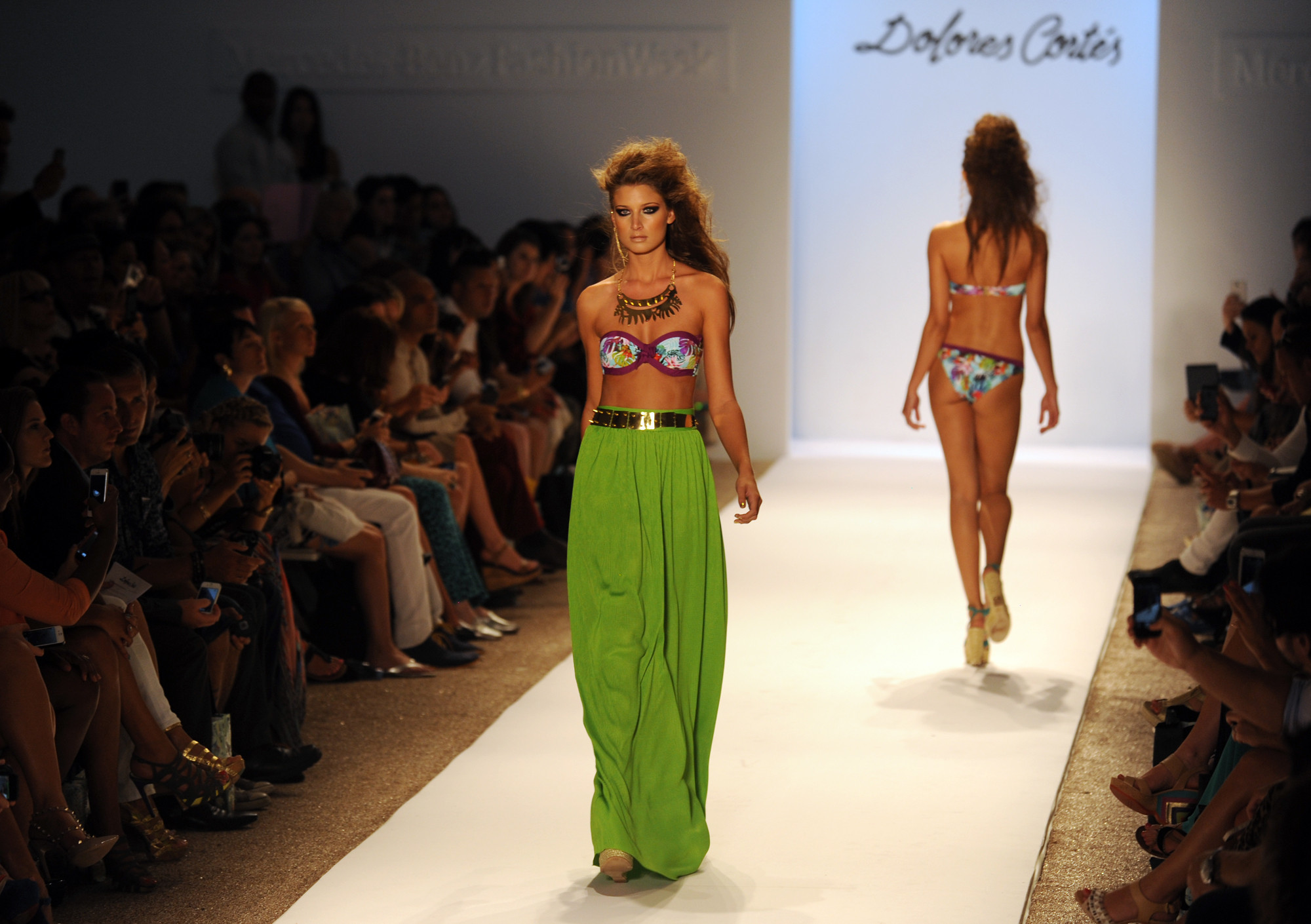 A look back at Miami Swim Week 2013 - Dolores Cortes