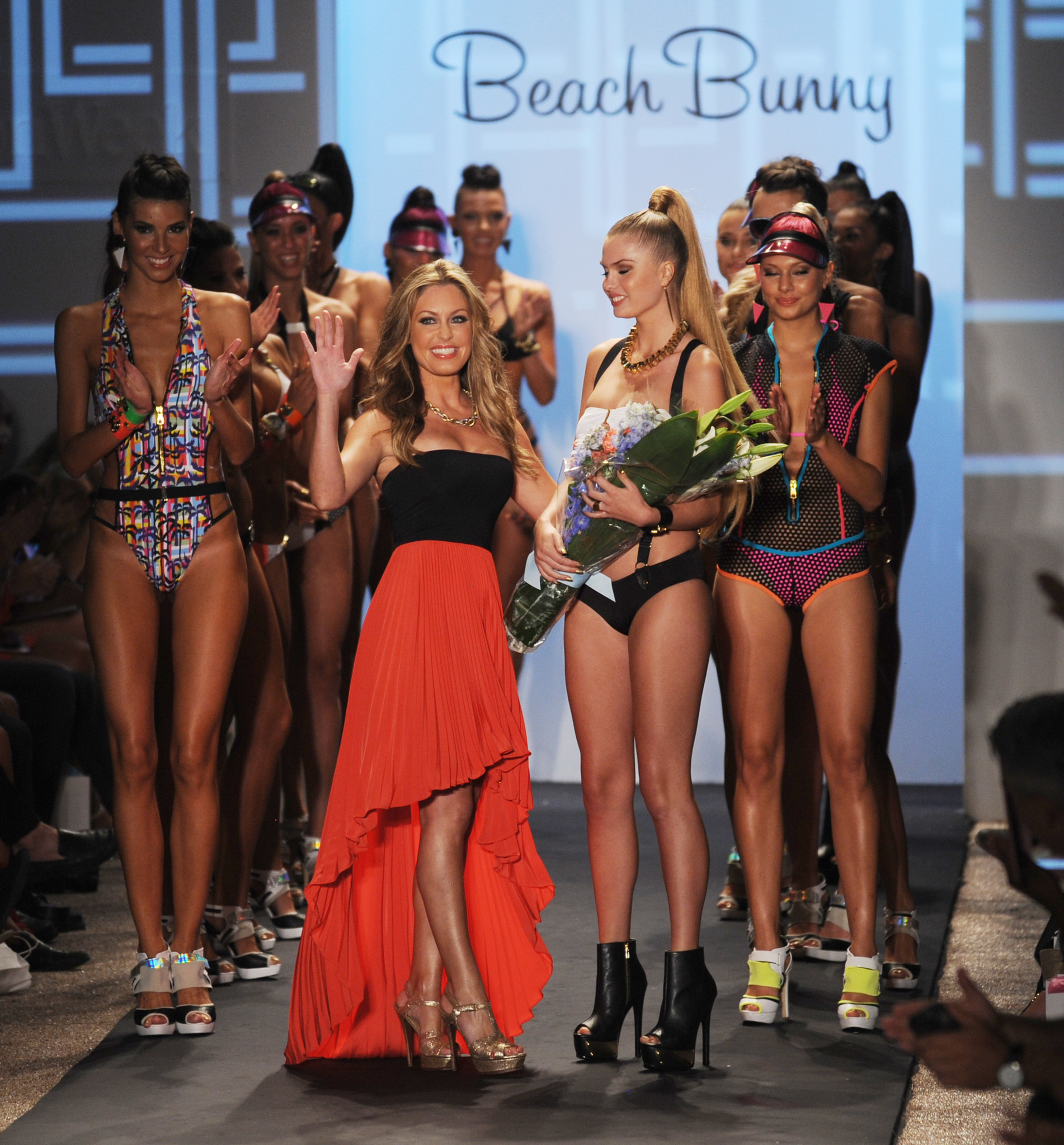 Miami Swim Week: The catwalk - Beach Bunny