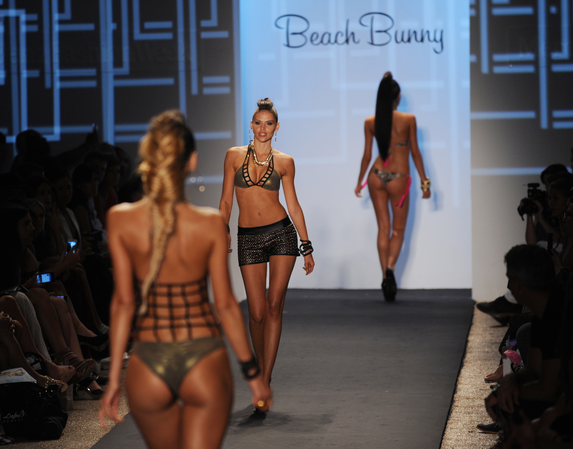 A look back at Miami Swim Week 2013 - Beach Bunny