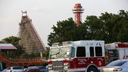 Roller coaster death at Six Flags Over Texas park investigated