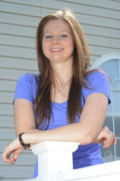 Bethany Magner was Washington County Technical High School Valedictorian and did not get to give her speech.